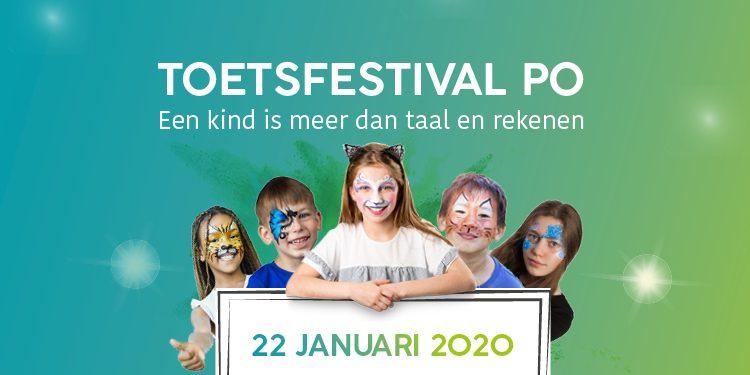 Toetsfestival PO Een kind is meer dan taal en rekenen