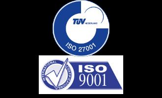 Bureau ICE Gecertificeerd ISO 27001 En ISO 9001 (1)