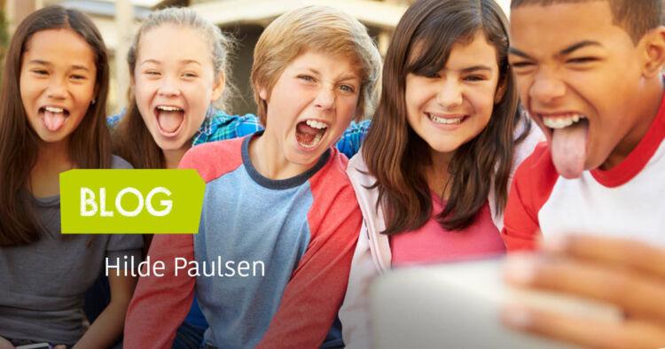Blog Hilde Paulsen