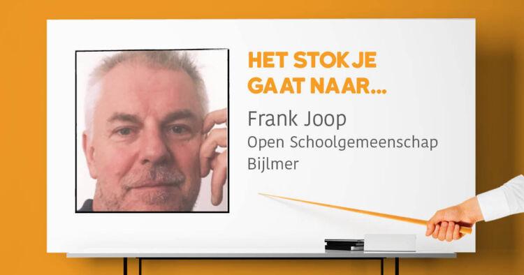 Interview Frank Joop
