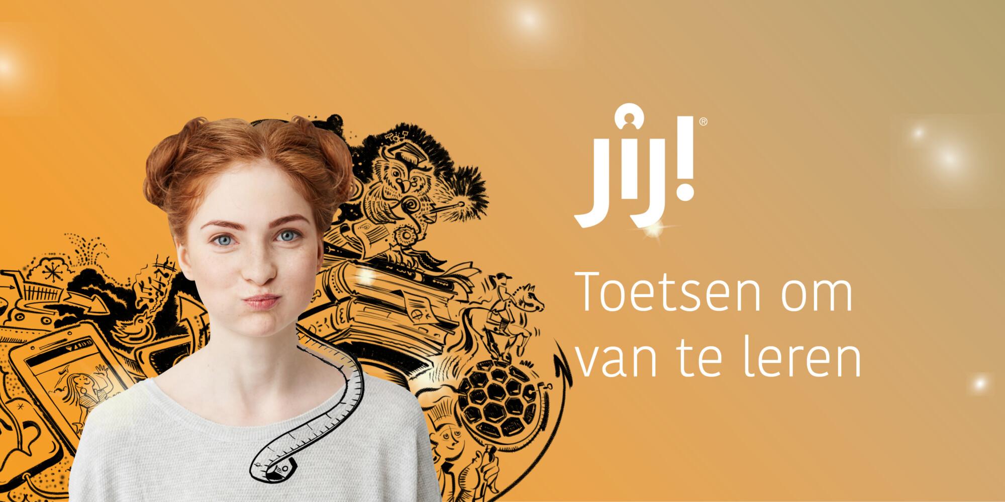 JIJ! Toetsing & Training - Toetsen om van te leren VO home mobiel 750 x 250 px