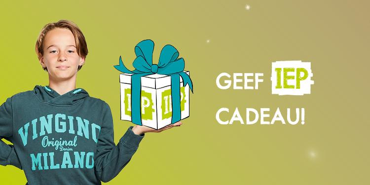 IEP Cadeau