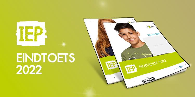 IEP Eindtoets 2021 Banner Website Mobiel Algemeen