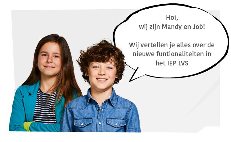 IEP LVS