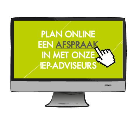 IEP Online Afspraak Maken