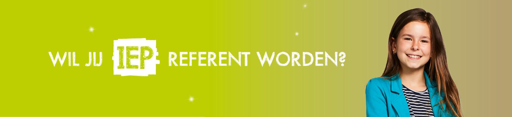 IEP Referent Worden Banner