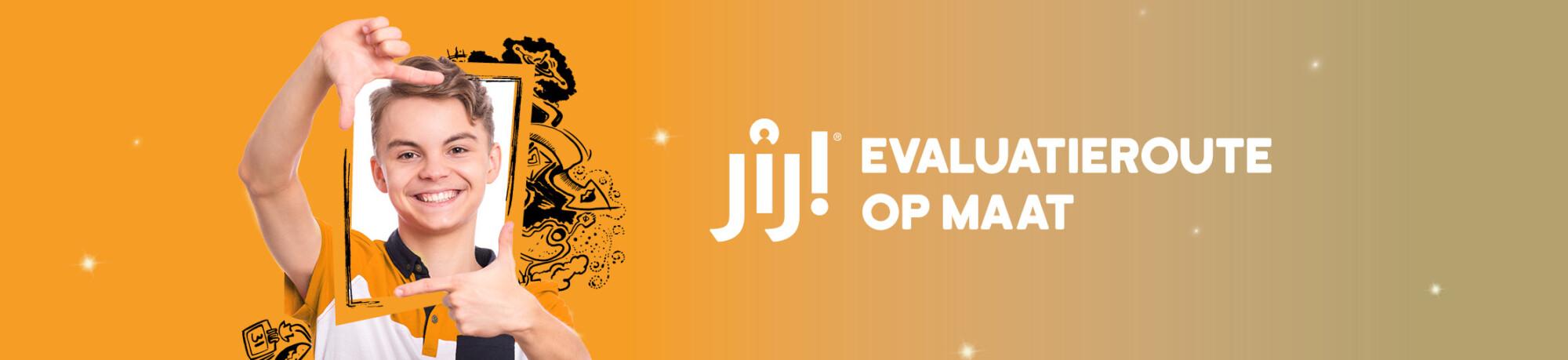 JIJ! Evaluatieroute op maat - Leerlingvolgsysteem