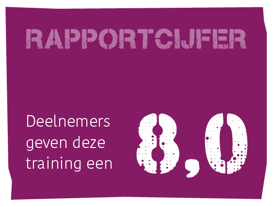 Rapportcijfer TOA Training