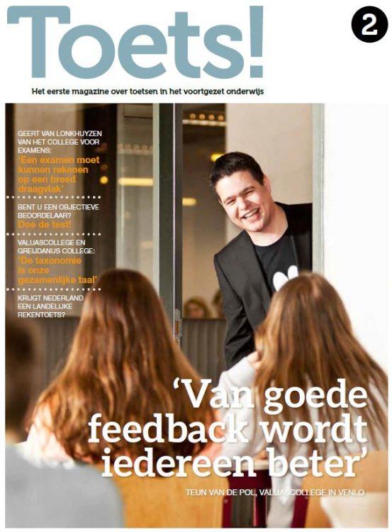 Toets! Magazine 2 - Bureau ICE