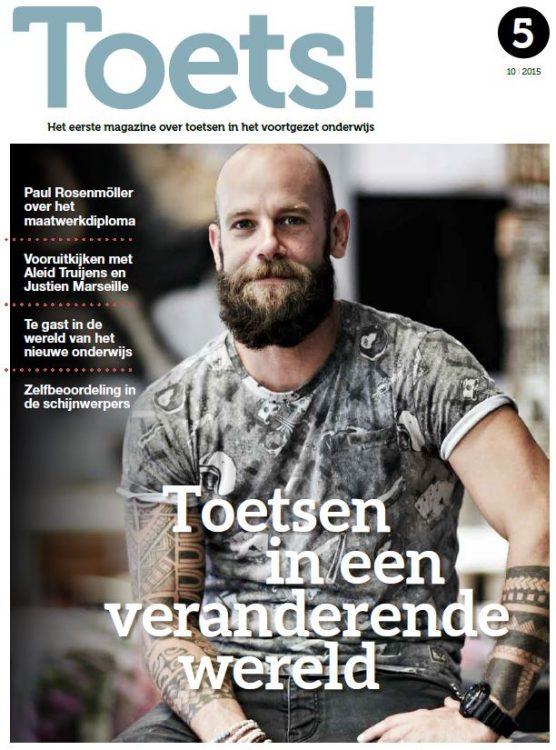 Toets! Magazine 5 - Bureau ICE