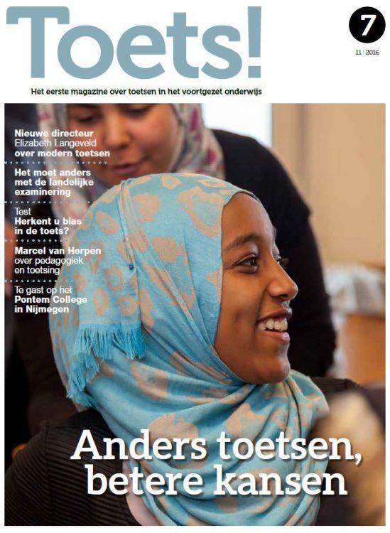 Toets! Magazine 7 - Bureau ICE