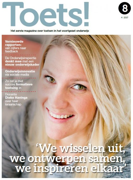 Toets! Magazine 8 - Bureau ICE
