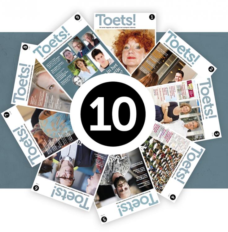 Toets! Magazine - Bureau ICE