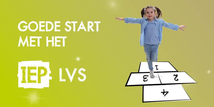 Goede start met het IEP LVS