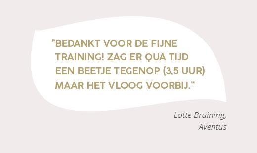 Quote 1 - cgi training