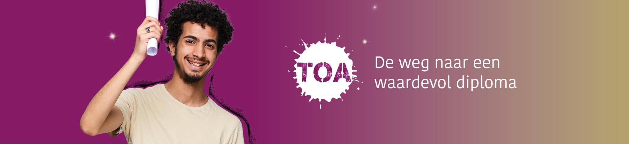 MBO - TOA header diploma