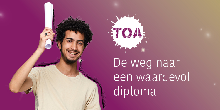 WEBSITE TOA Header Mobiel Diploma