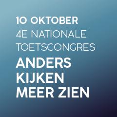 4e Nationale Toetscongres 2019 - Anders kijken, meer zien - banner 1