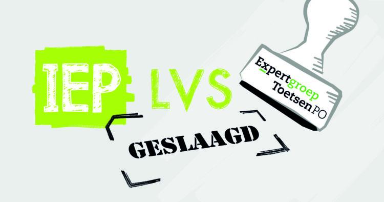 IEP LVS Eindtoets - Stempel Expertgroep